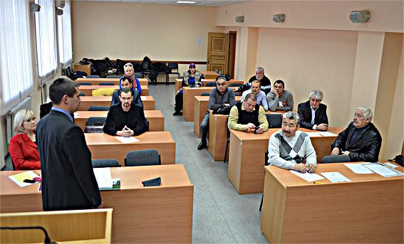 Заседание членов Ассамблеи 12.11.2013 г.